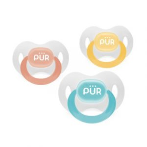 Pur Mister Soothers With Orthodontic Silicone Teats (6m+) (In Blister Card) 1pcss Smartmom Bangladesh