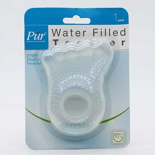 Pur Water Filled Teether (Foot) Smartmom Bangladesh