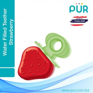 Pur Water Filled Teether Fruit S Smartmom Bangladesh