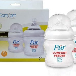 Pur Wide Mouth Comfort Feeder 5 Oz 2pcs Smartmom Bangladesh