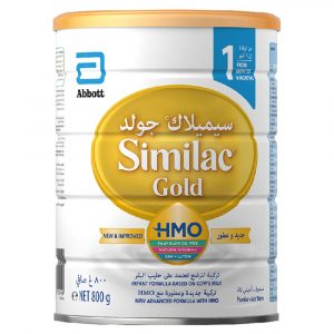 Similac Gold Hmo Infant Formula-1 (0-6 Months) 800gm (Ireland) Smartmom Bangladesh