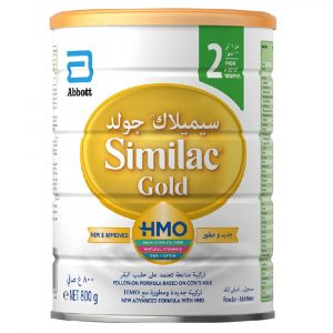 Similac Gold Hmo Follow-on Milk Formula-2 (6-12 Months) 800gm (Ireland) Smartmom Bangladesh