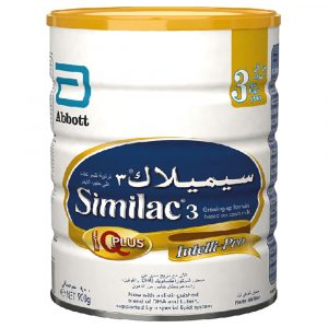 Similac Intelli-Pro Growing-up Formula-3 (1-3 Years) 900gm (Ireland) Smartmom Bangladesh