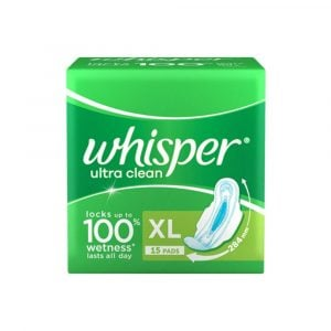Whisper Ultraclean XL 15pcs Smartmom Bangladesh