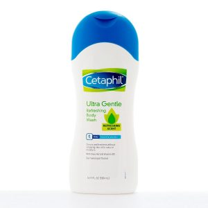 Cetaphil – Ultra Gentle Refreshing Body Wash For Sensitive & Dry Skin – 500ml Smartmom Bangladesh