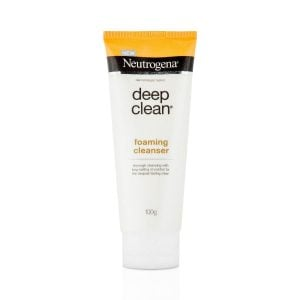 Neutrogena – Deep Clean Foaming Cleanser – 100g Smartmom Bangladesh