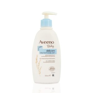 Aveeno Baby Daily Care Hair & Body Wash – 300 ml Smartmom Bangladesh