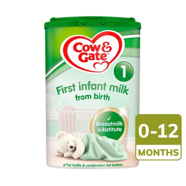 Cow & Gate First Infant Milk-1 (From Birth) 800gm (UK) Smartmom Bangladesh