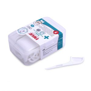 Farlin Doctor J. Disposable Floss Pick (Pack of 50 Pcs) Smartmom Bangladesh