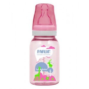 Farlin Stadard Neck Feeding Bottle 120ml (0m+) (NF-868C) Smartmom Bangladesh