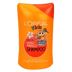 L'Oreal Kids Fruity Fragrance Tropical Mango Shampoo – 250ml Smartmom Bangladesh