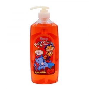 Follow Me 2 In 1 Kids Shampoo and Bath, Happy Cherry,800ml Smartmom Bangladesh