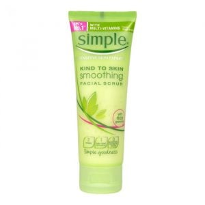 Simple- Kind to Skin Smoothing Facial Scrub -75ml Smartmom Bangladesh