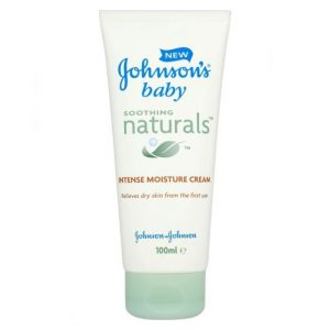 Johnson's Baby Soothing Naturals Intense Moisture Cream – 100 ml Smartmom Bangladesh