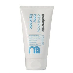 Mothercare All We Know Baby Liquid Talc – 125ml Smartmom Bangladesh