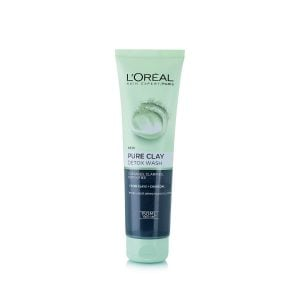 Loreal Pure Clay Detox Wash – 150ml Smartmom Bangladesh