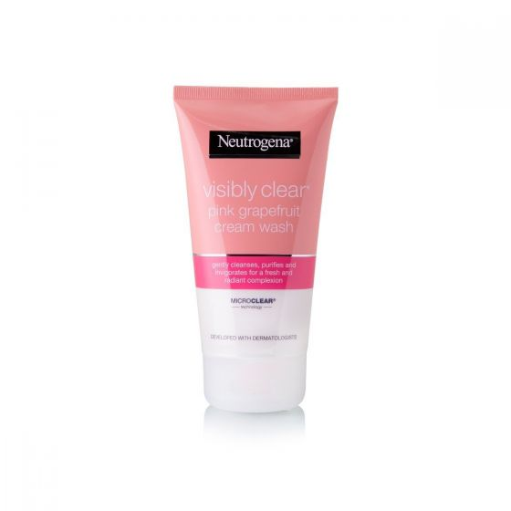 Neutrogena Visibly Clear Pink Grapefruit Cream Wash – 150ml Smartmom Bangladesh
