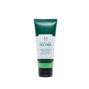 The Body Shop Tea Tree Squeaky Clean Scrub – 100 ml Smartmom Bangladesh