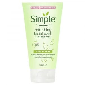 Simple Refreshing Facial Wash Gel 150ml Smartmom Bangladesh