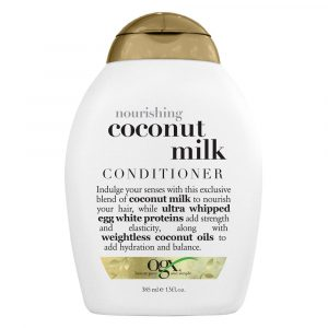 OGX Nourishing+ Coconut Milk Conditioner 385ml Smartmom Bangladesh