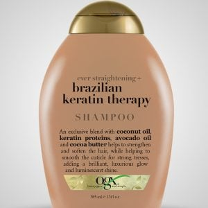 OGX Ever Straightening+ Brazilian Keratin Smooth Shampoo-385ml Smartmom Bangladesh