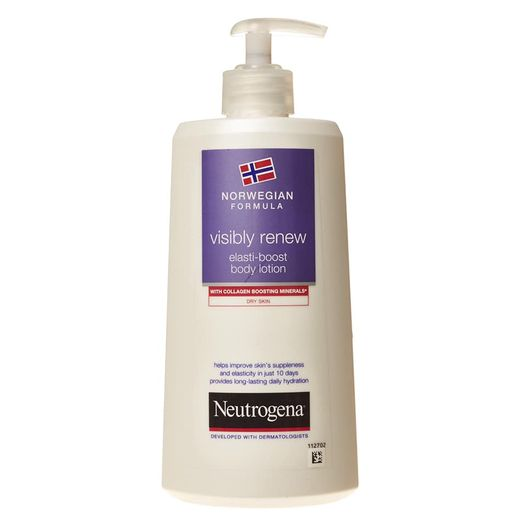 Neutrogena Visibly Renew Body Lotion For Dry Skin -400ml Smartmom Bangladesh