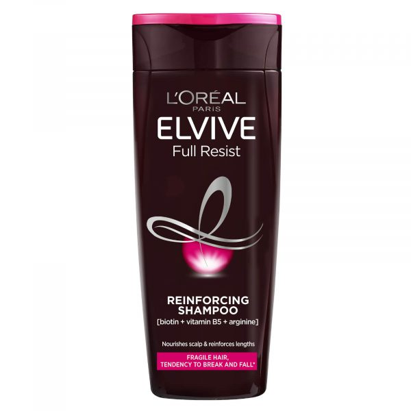 L'Oréal Elvive Full Resist Reinforcing Fragile Hair Shampoo – 400ml Smartmom Bangladesh