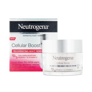 Neutrogena – Cellular Boost Rejuvenating Night Renew Cream – 50ml Smartmom Bangladesh