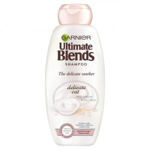 GARNIER ULTIMATE BLENDS OAT MILK SENSITIVE SCALP SHAMPOO 360ML Smartmom Bangladesh