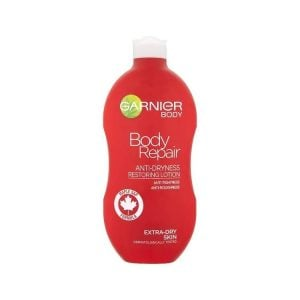 Garnier Body Repair Body Lotion Extra Dry Skin-400ml Smartmom Bangladesh