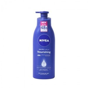 NIVEA Nourishing Body Lotion Deep Moisture Serum 400ml Smartmom Bangladesh
