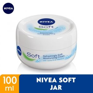 NIVEA Soft Refreshingly Soft Moisturizing Cream 100ml Smartmom Bangladesh