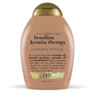 OGX Ever Straightening+ Brazilian Keratin Smooth Conditioner 385ml Smartmom Bangladesh