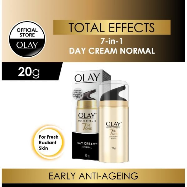 Olay Total Effects 7 in One Day Cream Normal 20g Smartmom Bangladesh