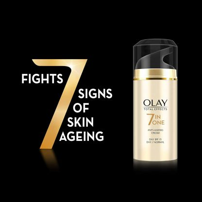 Olay Total Effects 7 in One Day Cream Normal SPF-15 20g Smartmom Bangladesh