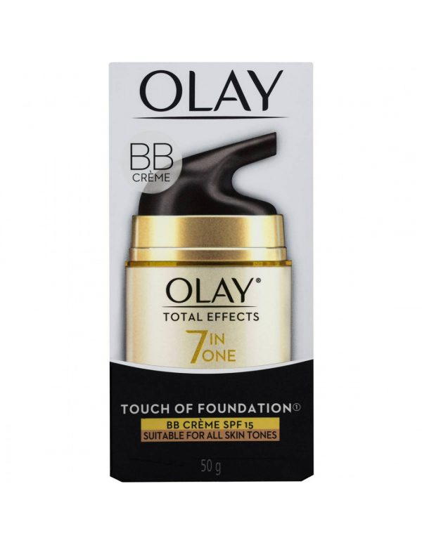 Olay Total Effects Touch Of Foundation BB Cream SPF-15 50g 12 Smartmom Bangladesh