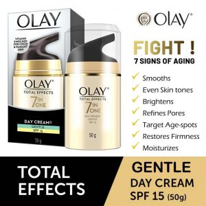 Olay Total Effects7 In One Day Cream Gentle SPF-15 50g Smartmom Bangladesh
