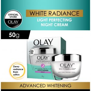 Olay White Radiance Light Perfecting Night Cream 50g Smartmom Bangladesh