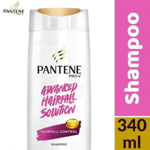Pantene Pro-v Advanced Hairfall Solution Hairfall Control Shampoo 340ml Smartmom Bangladesh