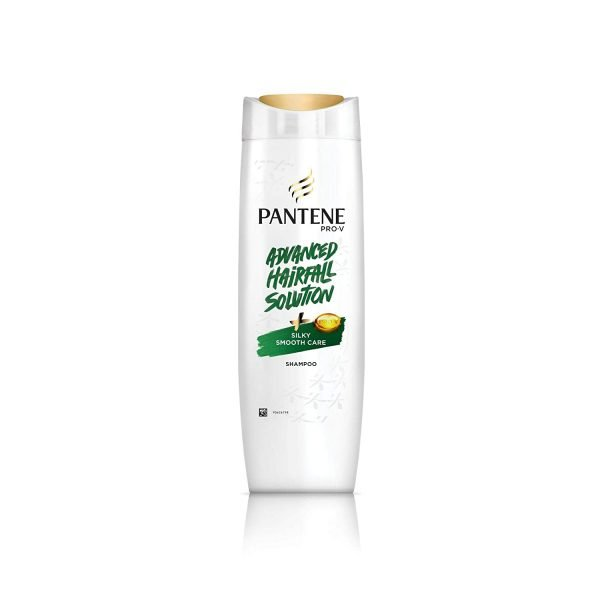 Pantene Pro-v Advanced Hairfall Solution Silky Smooth Care Shampoo 180ml12 Smartmom Bangladesh