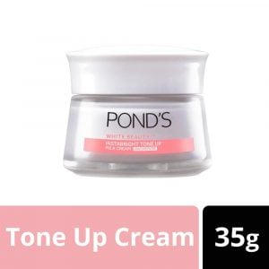 Pond's Face Cream Instabright Tone Up Milk 35g Smartmom Bangladesh