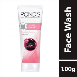 Pond's Face Wash White Beauty 100g Smartmom Bangladesh