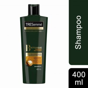 TRESemmé Botanique Damage Recovery with Macadamia Oil & White Protein Shampoo – 400ml Smartmom Bangladesh