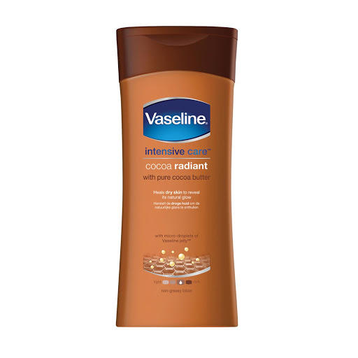 Vaseline Intensive Care Cocoa Radiant Body Lotion – 400ml Smartmom Bangladesh