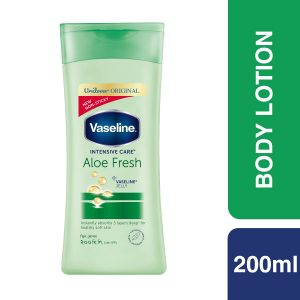 Vaseline Lotion Aloe Fresh 200ml Smartmom Bangladesh