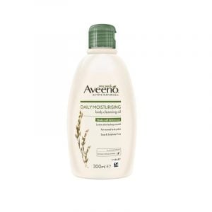 Aveeno Daily Moisturising Body Cleansing Oil 300ml Smartmom Bangladesh