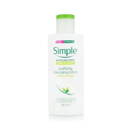 Simple Kind to Skin Purifying Cleansing Lotion – 200ml Smartmom Bangladesh