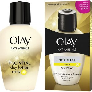 Olay Anti-Wrinkle Pro Vital Day Lotion SPF-15 100ml Smartmom Bangladesh