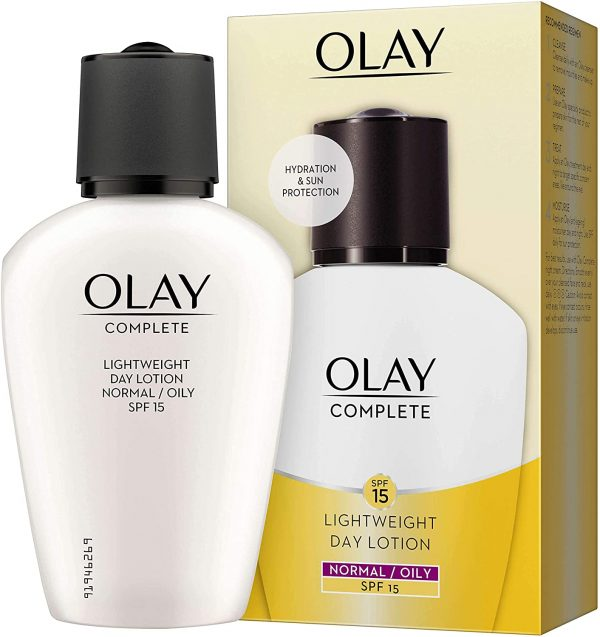 Olay Complete Lightweight Day Lotion Normal/Oily SPF-15 100ml Smartmom Bangladesh