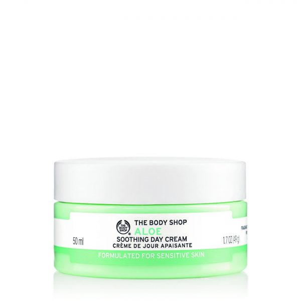 The Body Shop Aloe Soothing Day Cream1 Smartmom Bangladesh